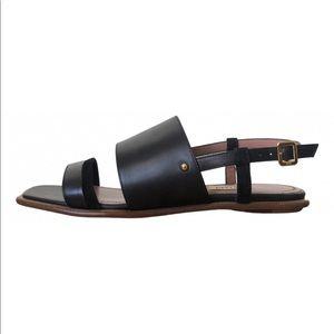 Bally leather sandal - size 37.